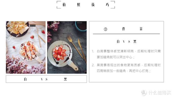 5个技巧,教你拍出惊艳朋友圈的ins风美食照片