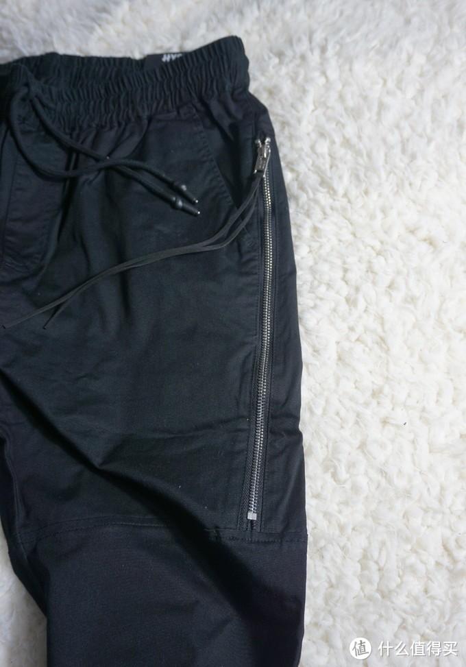 美特斯邦威运动裤,穿出时尚的味道