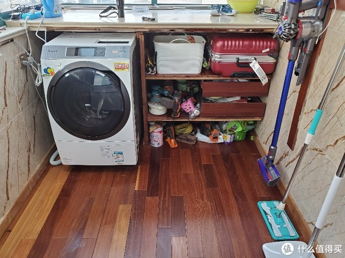 工作间兼洗衣房