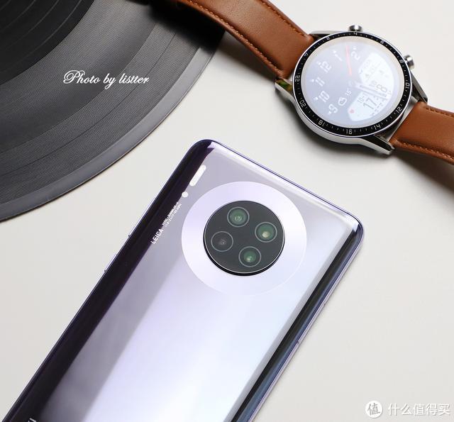 优雅之下暗藏极速之芯:首款5G爆品华为Mate30 5G星河银入手图赏