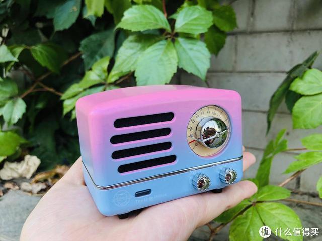 猫王·小王子OTR 元气波收音机,每天都元气满满