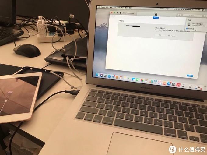 连接MacBook Air