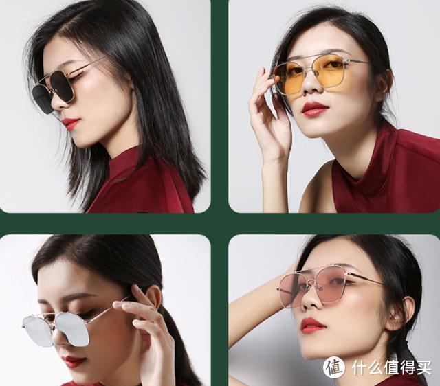 比米家墨镜更有设计感,复古+轻奢时尚,一款眼镜带来的变革
