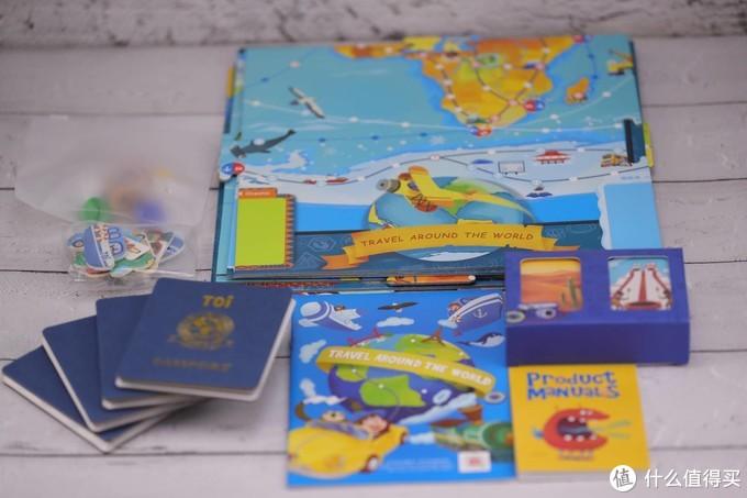 寓教于乐,小外甥玩具再分享——TOI环游世界探险家桌面