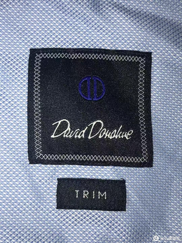 David Donahue衬衫海淘首晒