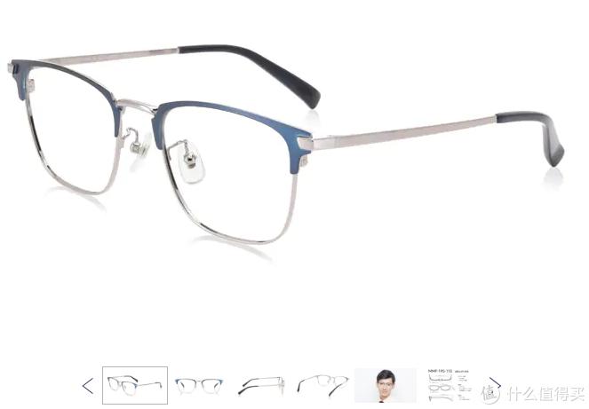 日淘睛姿PC防蓝光1.70折射率眼镜,重点说说我的愚蠢