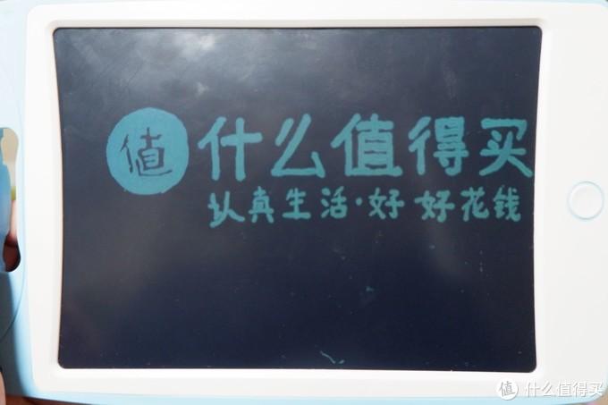5.9元值不值?左手画龙右手画彩虹的白菜开心堡液晶手写板分享