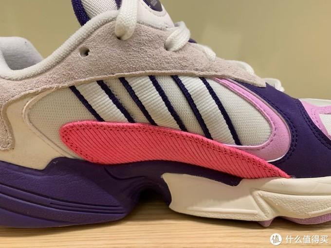 旧鞋新晒 adidas yung-1篇 被低估的复古好鞋