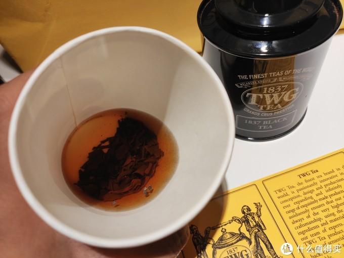 """新加坡国茶TWG  茶叶界の""""路易威登"""" 逼格看得见,品质喝得出吗?"""