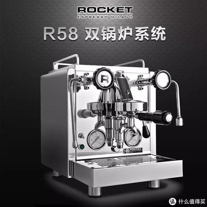 意式咖啡器具推荐(三)— 半自动咖啡机(2)
