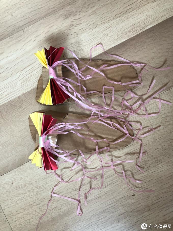 破旧纸箱大作战—为宝宝制作Q趣小拖鞋
