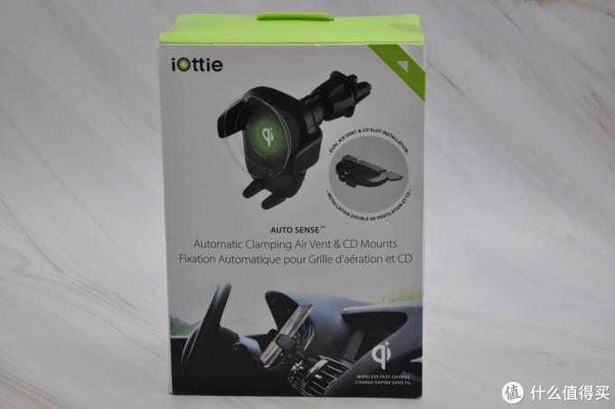 终于找到你,还好我没放弃!—iOttie车载无线充电支架