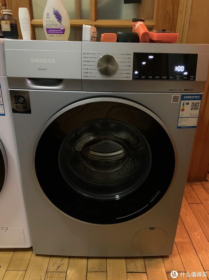 卫生洗烘哪家强?松下.LG.西门子10kg洗干一体机对比横评