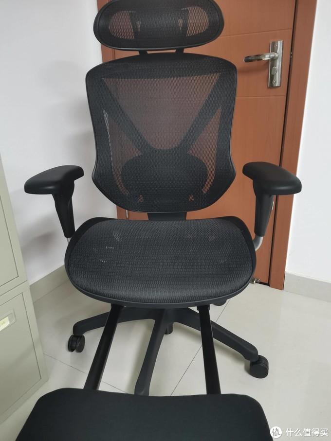 """拯救""""过劳肥""""计划,拥有一把人体工学椅——永艺蒙珂全网办公椅开箱测评"""