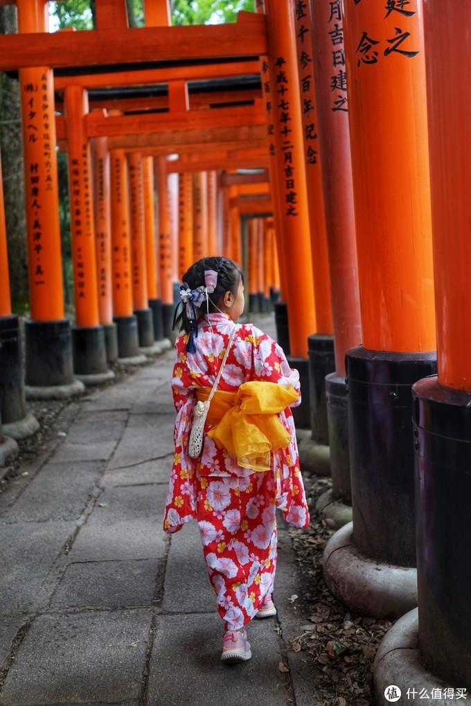 带着小尾巴漫游日本关西