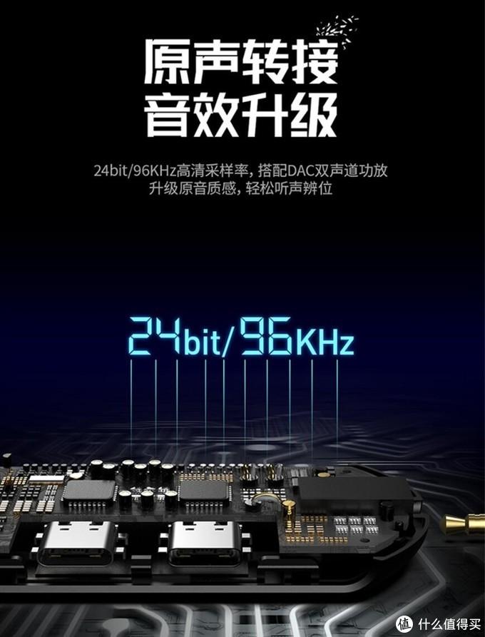 18W充电、HIFI音频输出:倍思 推出 三合一多功能转接头