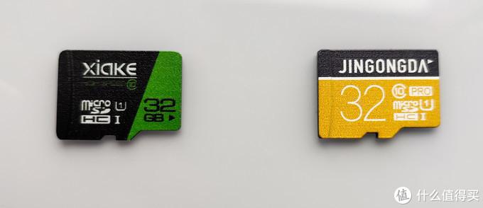 不到8元的32G TF卡,夏科和金弓达,谁才是性价比王者