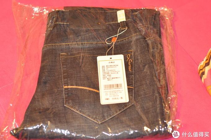 终究还是没有香起来,红豆相思鸟牛仔裤遇上好价但是没赶上合适尺码