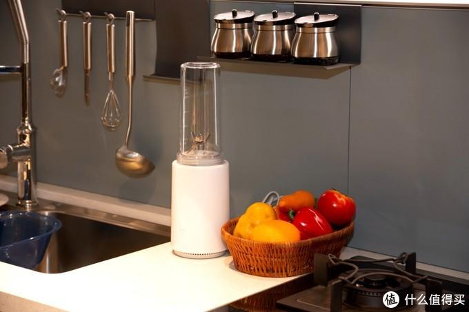 小米再推厨房小家电产品,米家料理机,高颜值,高性能