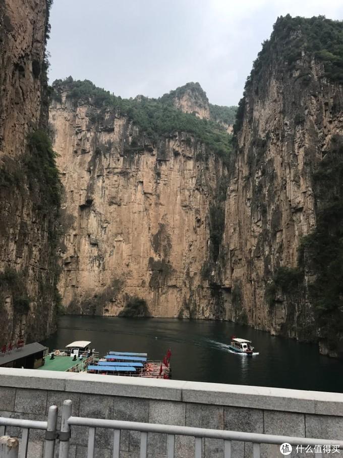大坝上峡谷