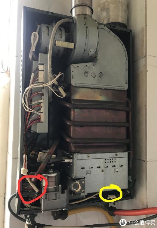 万家乐燃气热水器小故障 —— 打不着火或断火问题