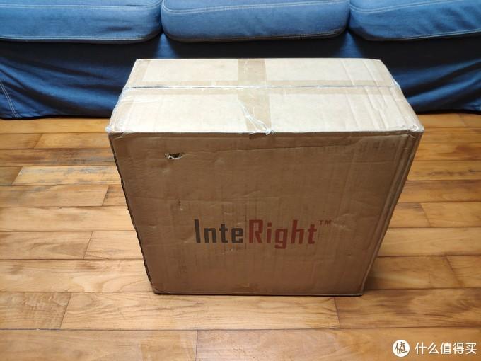 为暴力而生 — 价格便宜量又足的InteRight镁铝合金拉杆箱