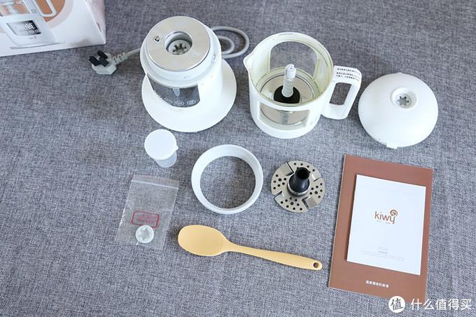 Kiwy辅食机,轻松为宝宝做出健康美味辅食