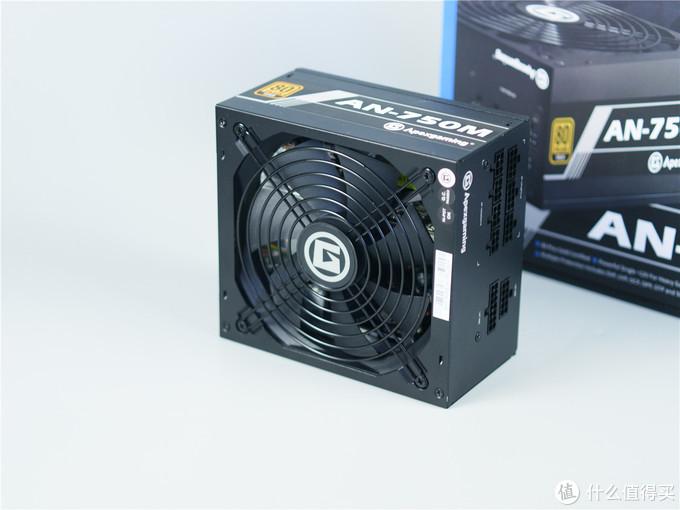 「超逸酷玩」艾湃电竞AN-750M全模组电源兼顾功率与性价比