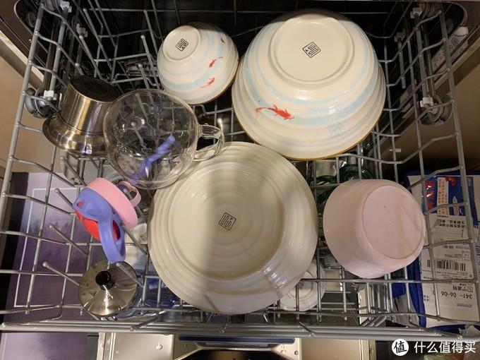 这个是洗碗机上层的场景