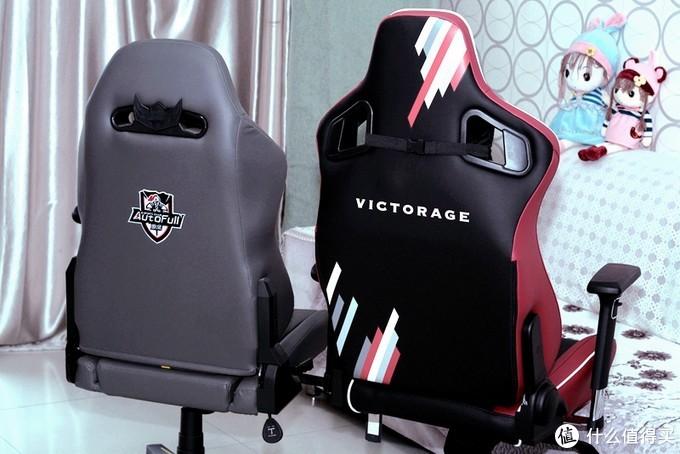 把汽车元素应用到了电竞椅上,Victorage VC03开箱体验