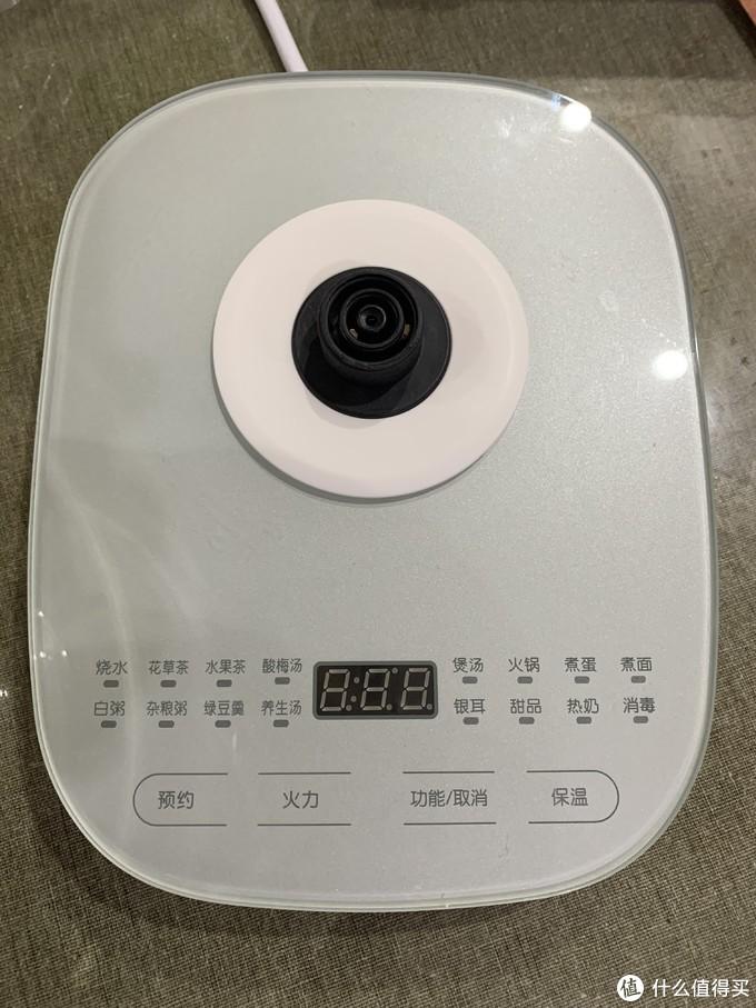 实用小家电之-小熊YSH-C15S1养生壶入手记