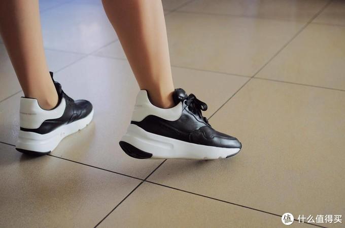 LP大人又买鞋了——Alexander McQueen麦昆 WHRU3