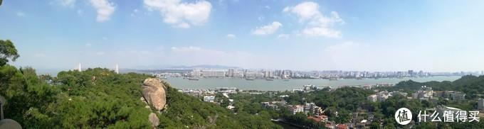 汕头•礐石山顶风景