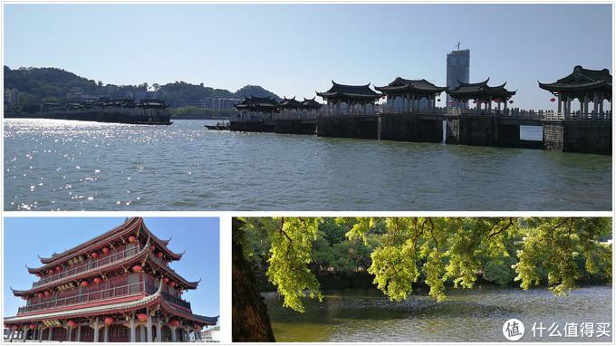 潮州·广济桥、广济楼、西湖