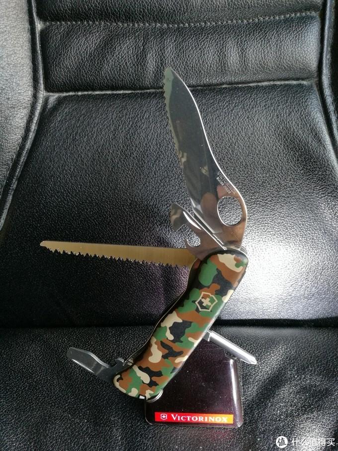 """一个""""菜鸟""""的瑞士军刀收藏路"""