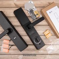 小益指纹锁E206T使用说明书(多种开锁方式|物理锁芯|撬锁报警器|安装|防猫眼)