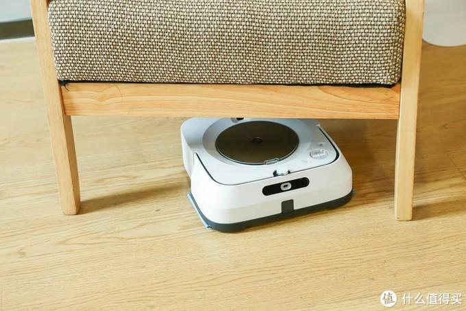 让家清爽不粘腻,iRobot擦地机器人深度体验评测