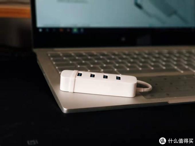 小米USB3.0分线器,四口传输轻巧便携,只要49元