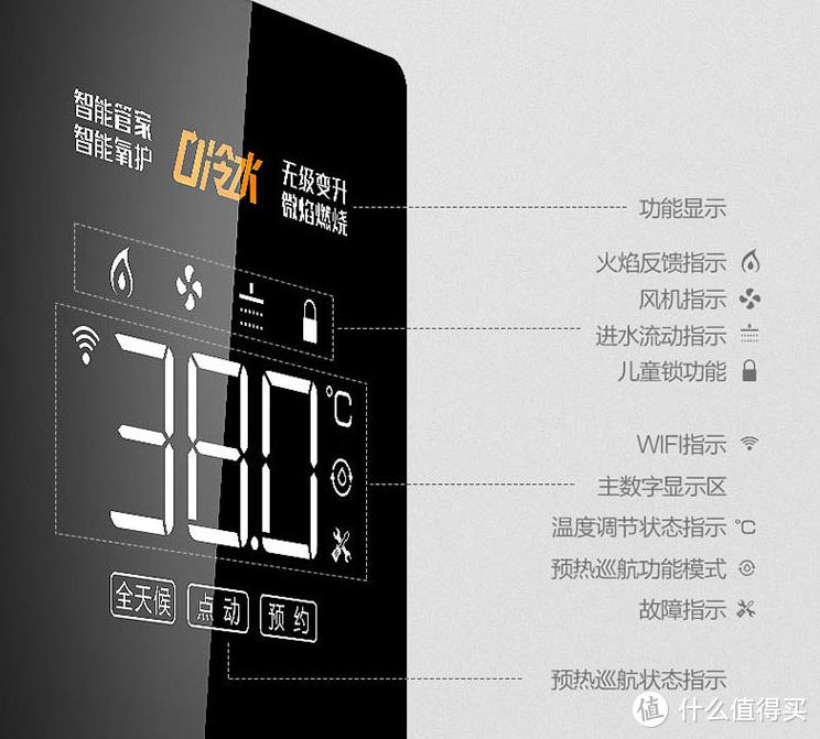 """恒温""""零冷水"""",洗澡洗出幸福感!万和 JSQ30-S3W16 燃气热水器体验"""
