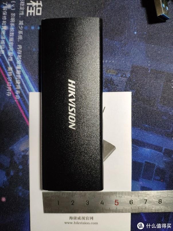 海康威视T200N简测,319入手的摄像头大厂固态移动硬盘香不香?
