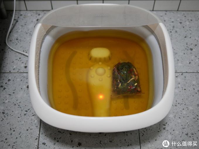 泡起jio来我是认真的——乐伽折叠式按摩足浴盆使用体验