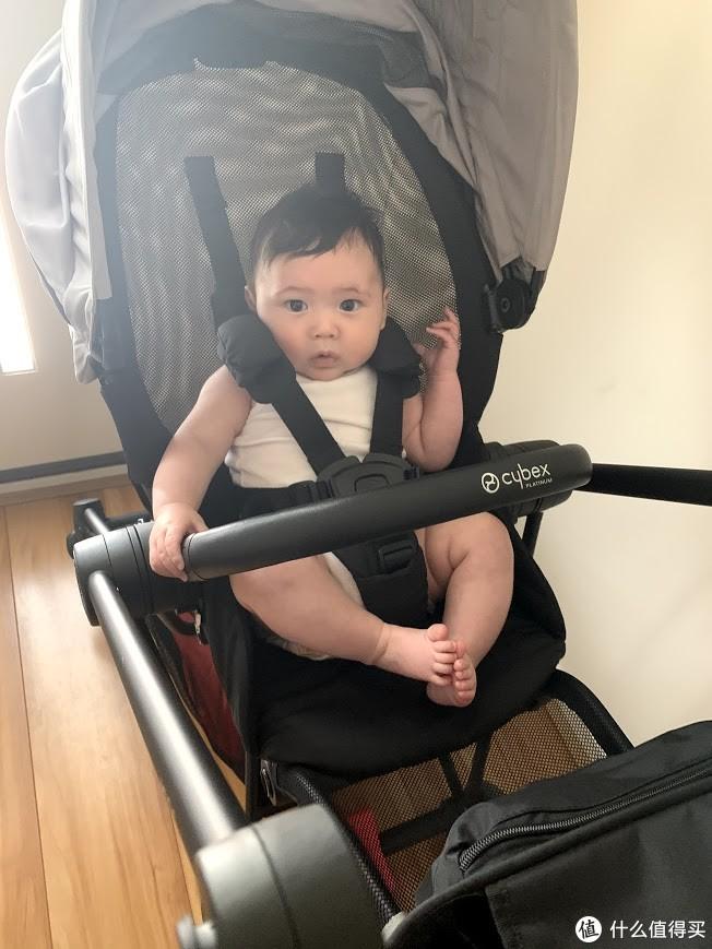 怕热宝宝的福音?——高颜值网红婴儿推车 Cybex Mios 评测
