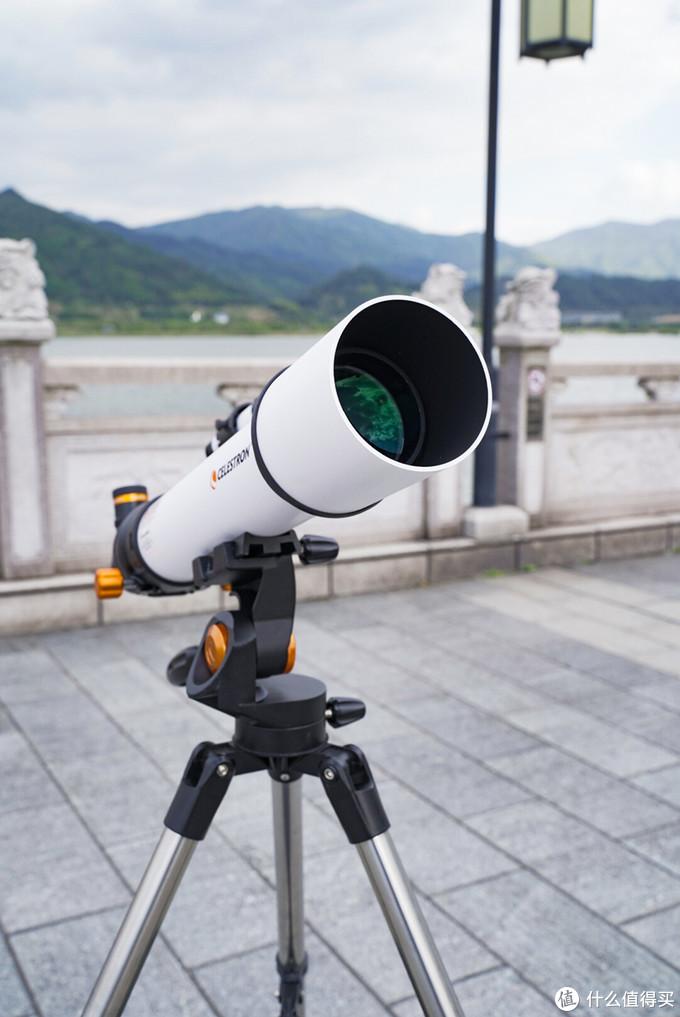 369元的天文望远镜上线小米众筹,看月亮的成本又降低了—星特朗天文望远镜SCTW-70