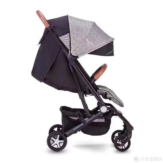娃的第二辆车:Silver Cross wing 婴儿推车开箱及简评