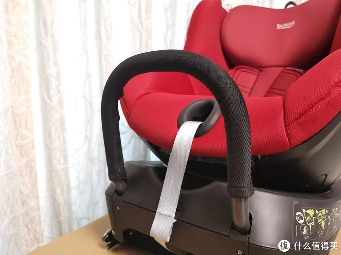 满月、百天礼怎么选?宝得适双面骑士II安全座椅,送礼很有面