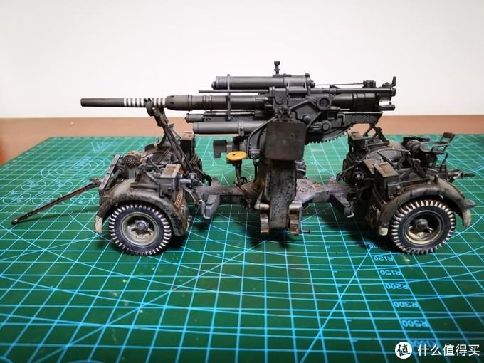 FOV 1:32 Flak 36型88mm高射炮