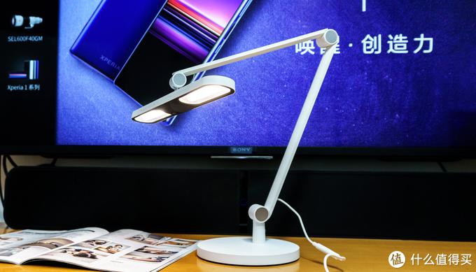 可支持米家与HomeKit的智能调光台灯:Yeelight光感智能台灯体验分享