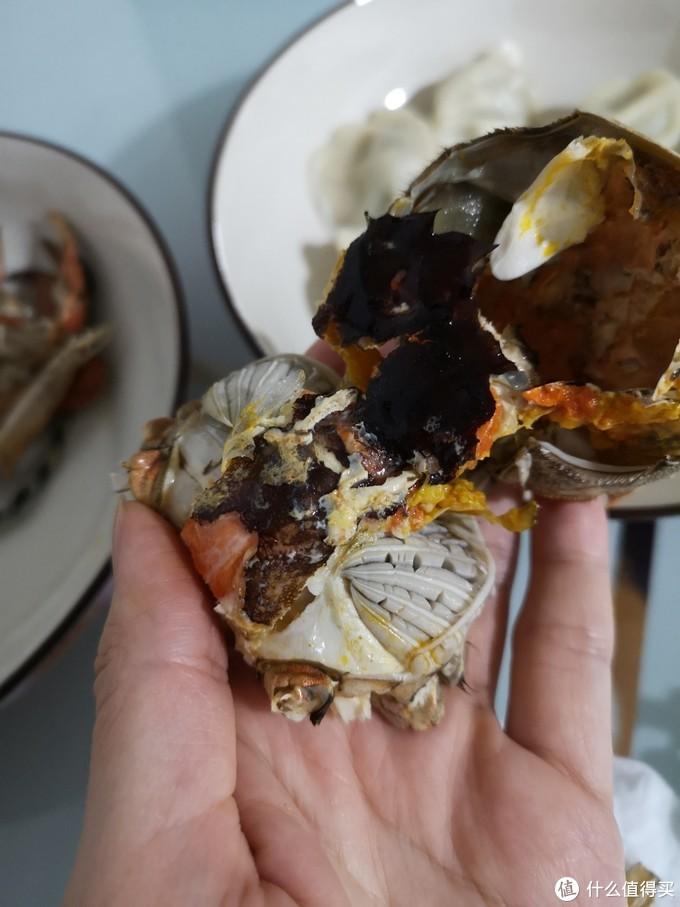 我请您吃蒸羊羔蒸熊掌蒸鹿尾儿(没有)  清蒸小胖(螃)海(蟹)~