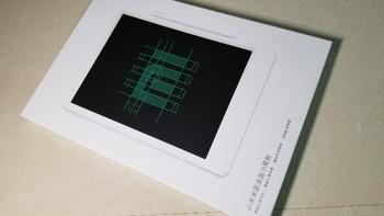 小米液晶小黑板怎么样评测(一年保修|书写流畅)