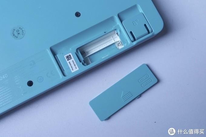 MK240 键鼠套装 优联版  开箱晒物